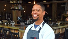 Rappahannock's New Chef Brings Years of Experience to the Plate