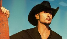Country Icon Tim McGraw Playing Benefit for Richmond CenterStage Foundation
