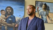 Richmond Painter S. Ross Browne Imparts Regality to His Black Subjects