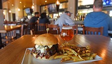 Food Review: Seven Hills Brewing Does a Good Job With Classic Fare