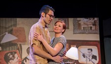 "Theater Review: Firehouse's ""Maple and Vine"" Escapes to the 1950s"