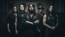 Event Pick: Queensrÿche at the Beacon Theatre in Hopewell
