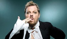 British Comedian Eddie Izzard Coming to Carpenter in July