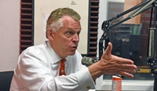 Gov. McAuliffe Speaks Out on News of a Federal Investigation