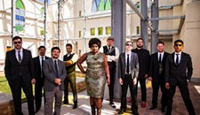 Fiery Houston 10-Piece The Suffers Are Poised to Blow Up on Their Own Terms