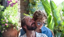 """Movie Review: Ralph Fiennes Scores as an Aging Rock Producer in """"A Bigger Splash"""""""