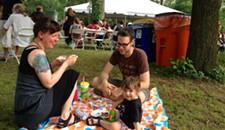 Event Pick: The Richmond Vegetarian Festival at Bryan Park
