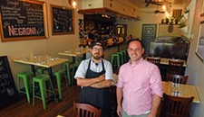 Preview: Antler & Fin's Menu Takes a Walk on the Wild Side