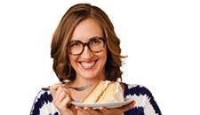 Author Caroline Wright Makes Magical Cakes