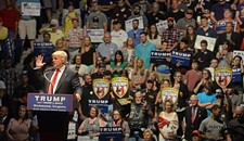 Virginia ACLU Criticizes Richmond Police for Trump Rally, Black Lives Matter Protest