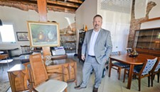 A Former Henrico Police Officer Gets In on the Midcentury Furniture Craze