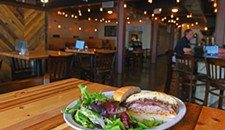 Food Review: Liberty Public House Moves Into an Old Theater in Church Hill