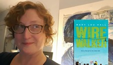 Richmond Writer Mary Lou Hall Walks a Generational Wire With a New Young Adult Novel