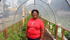 Word & Image: Sequoia Ross, 39, Program Coordinator at Tricycle Gardens