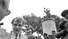 Great Moments in Richmond Statue History