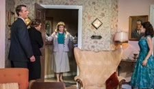 "Theater Review: Richmond Triangle Players' ""Perfect Arrangement"""