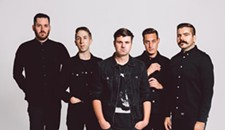 Event Pick: Silverstein, More to Monroe, Underdog Champs, Savage Hands and Dens at the Canal Club