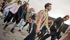 Event Pick: The 12th Annual Richmond Zombie Walk in Carytown