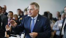 McAuliffe Criticizes Wall Street Journal Story On PAC Donations to Senate Candidate