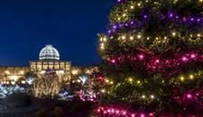 Event Pick: Dominion Gardenfest of Lights at Lewis Ginter Botanical Garden