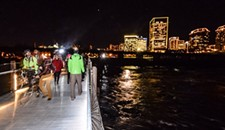 New $11.3 Million Bridge Connects Downtown With Manchester