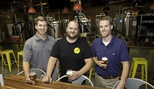 Triple Crossing Brewing Co. to Open in Fulton on Friday