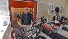 Battery-Powered Bikes Make Their Richmond Debut