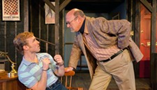 """Theater Review: Swift Creek Mill's """"Death Trap"""" Offers Some Good Scares and a Few Laughs"""