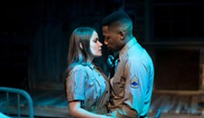 "Theater Review: Cadence Theatre Company's ""Violet"""