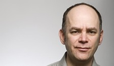 What Comedian Todd Barry Has to Say About Richmond in His New Book