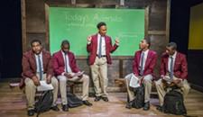 "Review: Richmond Triangle Players' ""Choir Boy"""
