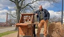 A Richmond Furniture-Maker Draws Inspiration From the VMFA and a Beloved Relative