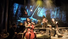 """Theater Review: David L. Robbins' """"The End of War"""" Explores an Unfamiliar Side of World War II"""