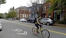 Jackson Ward Residents Debate Bike Lane Proposal