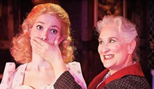 "Theater Review: Clever Special Effects Help the Agatha Christie-Styled ""Something's Afoot"""