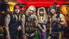 Event Pick: Steel Panther at the National