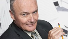 Event Pick: Creed Bratton at Capital Ale House