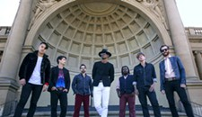 Event Pick: Con Brio and Red Baraat at Friday Cheers on Brown's Island