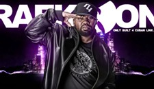 Raekwon Show Announced for the Broadberry on July 11