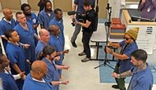 A Grammy Award-Winning Artist Is Working on New Album at Richmond's Jail