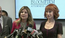 Civil Rights Attorney Mentions Two Richmond Bands in News Conference Defending Comedian Kathy Griffin