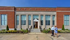 Architecture Review: A Post Office Restoration on West Broad Raises the Bar for Historic Renovation in Richmond