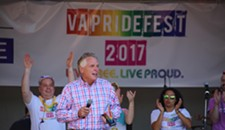 LGBTQ Community Marks Progress in Virginia With PrideFest Honor for Gov. McAuliffe