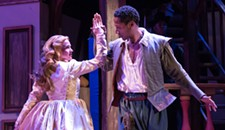 """Theater Review: Virginia Rep Stages a Bold and Funny """"Shakespeare in Love"""""""