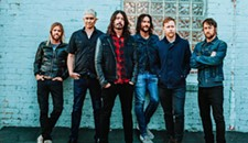 Event Pick: Foo Fighters at the Richmond Coliseum