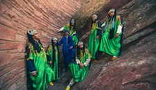 2017 Folk Fest Pick: The Ecstatic Players of Innov Gnawa are Focused on Authenticity
