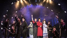 "Virginia Repertory's ""Mary Poppins"" is Theatrical Magic at Its Best"