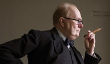 "The New Churchill Biopic ""Darkest Hour"" Takes Regrettable Shortcuts, but Gary Oldman's Performance Makes It Worthwhile"