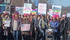 Carytown Women's March Participants On What Got Them There