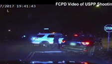 Video: Police Release Dashcam Video of VCU Grad's Killing